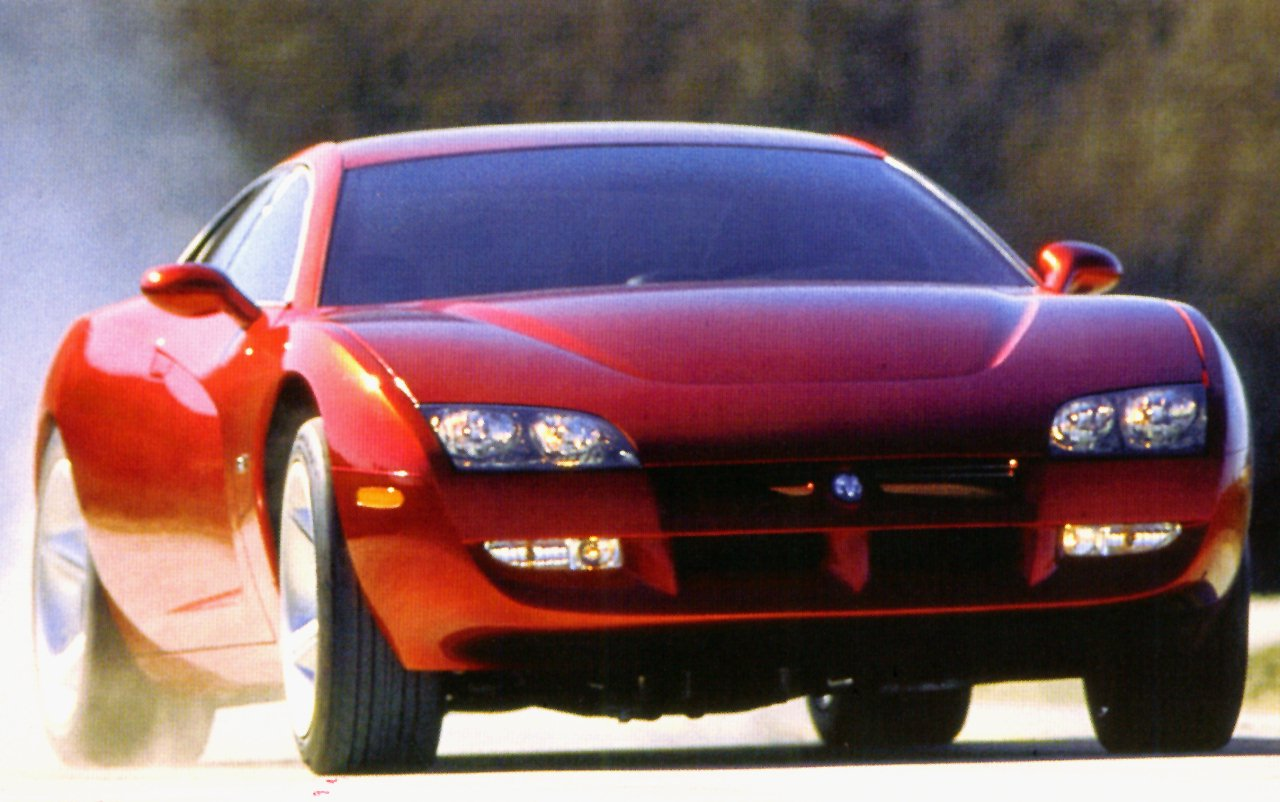 Click image for larger version name 1999 dodge charger r t concept car full front