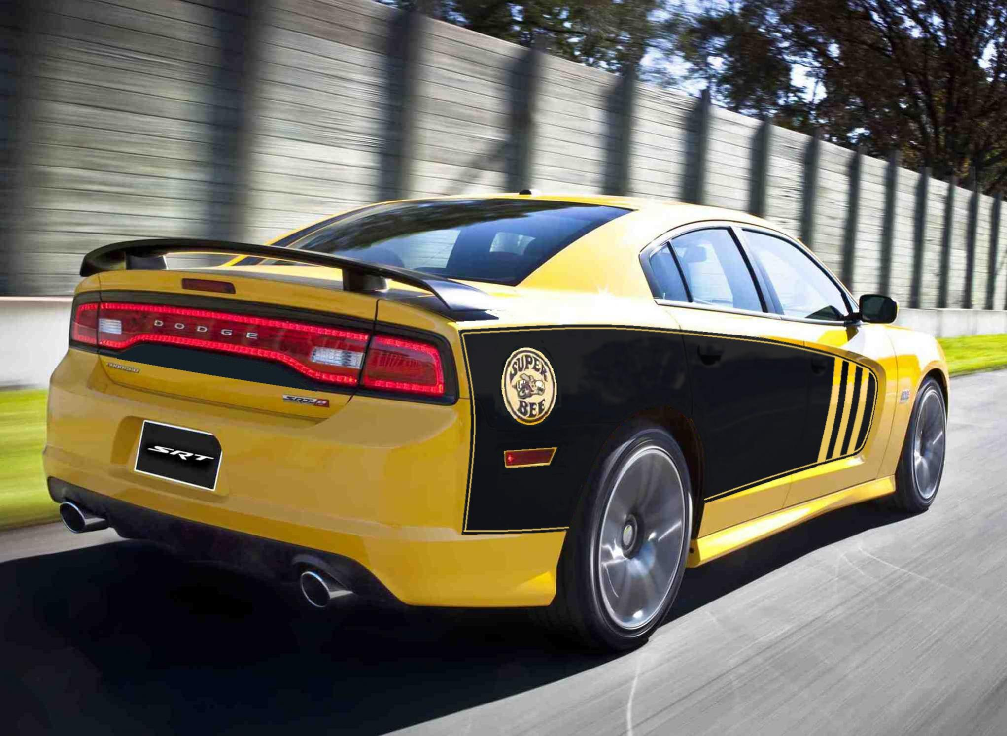 2012 Charger SRT8 Super Bee  Pricing and Options  Page 4  Dodge