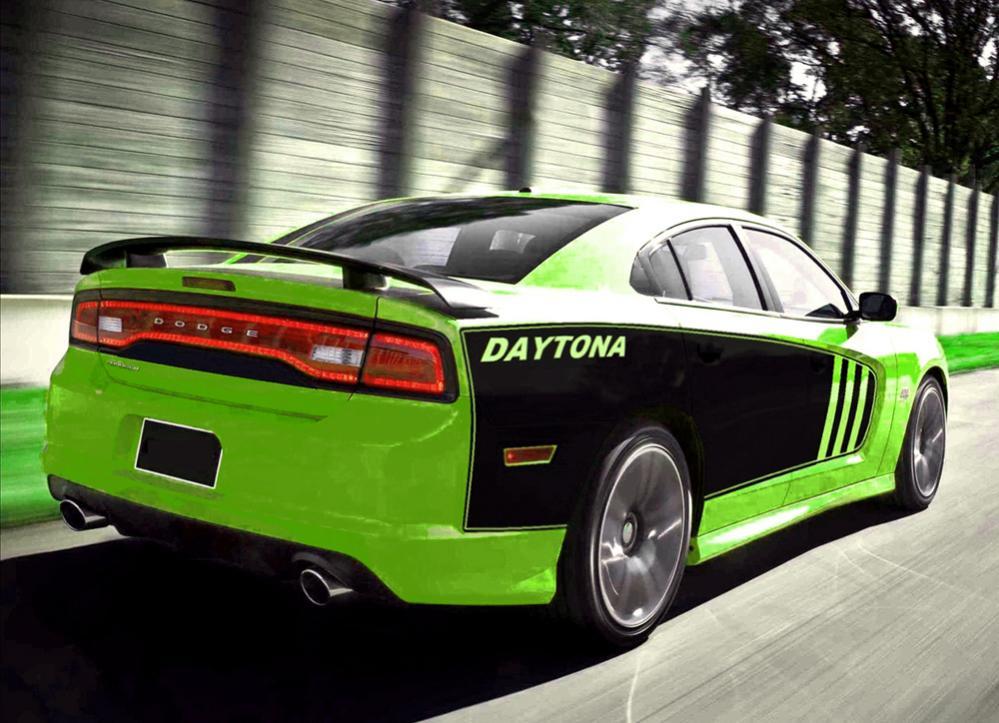 click image for larger version name 2013 dodge daytona sublimejpg views - 2013 Dodge Charger Daytona