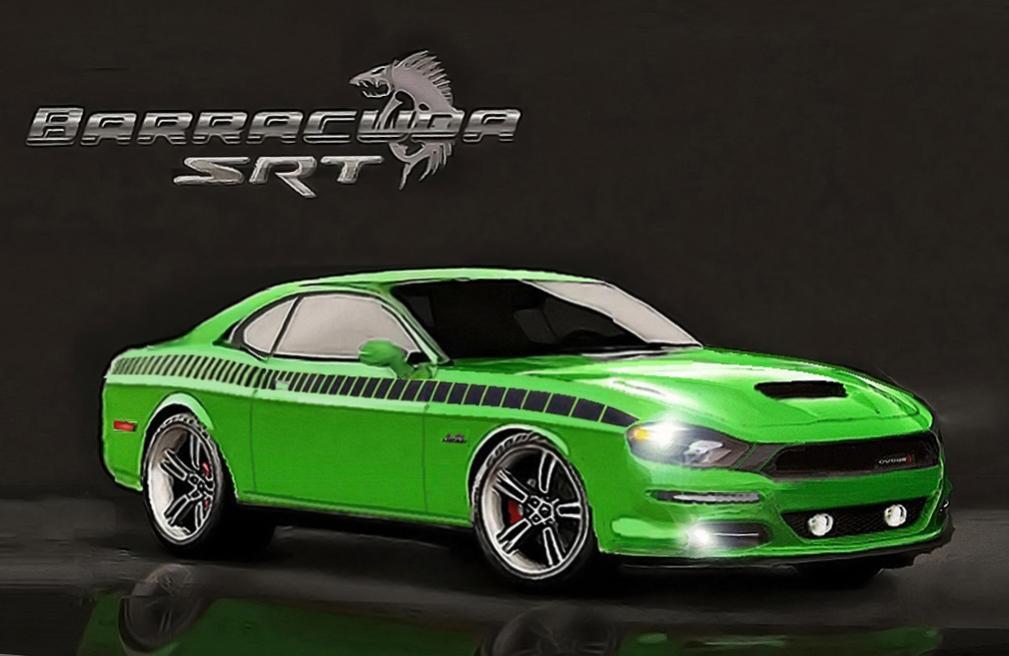 SRT Barracuda  Dodge Charger Forums
