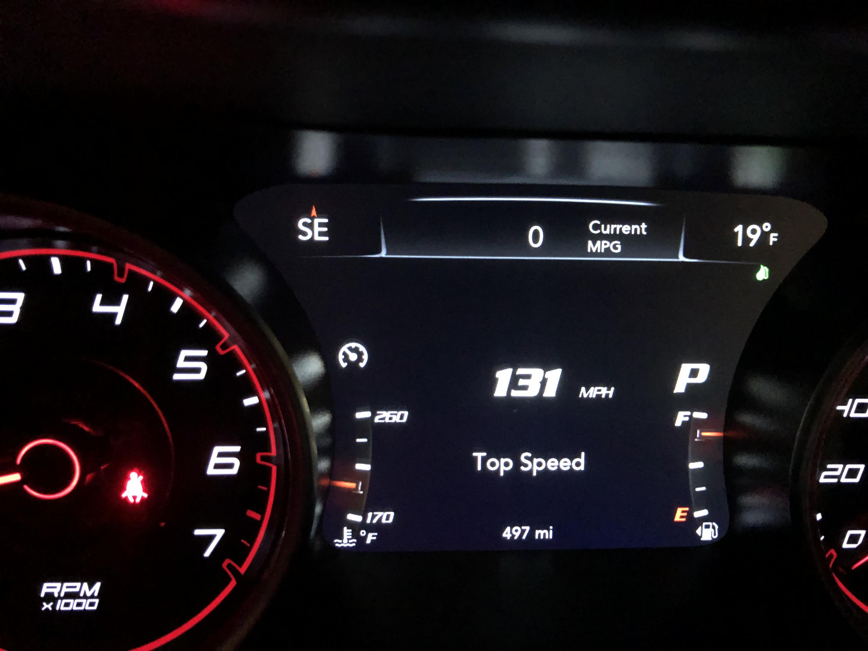 dodge charger scat pack max speed What is Charger 2 top speed ?  Charger Forums
