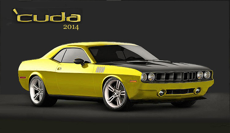 2014 'Cuda - Dodge Charger Forums