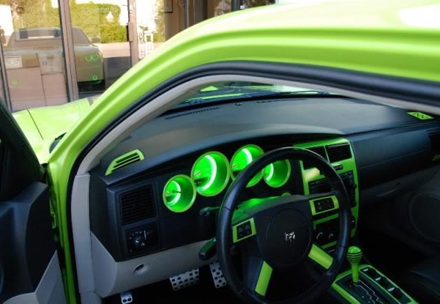 Custom Interior Dodge Challenger Dodge Dreamworks Motorsports Dodge Challenger Red And Black