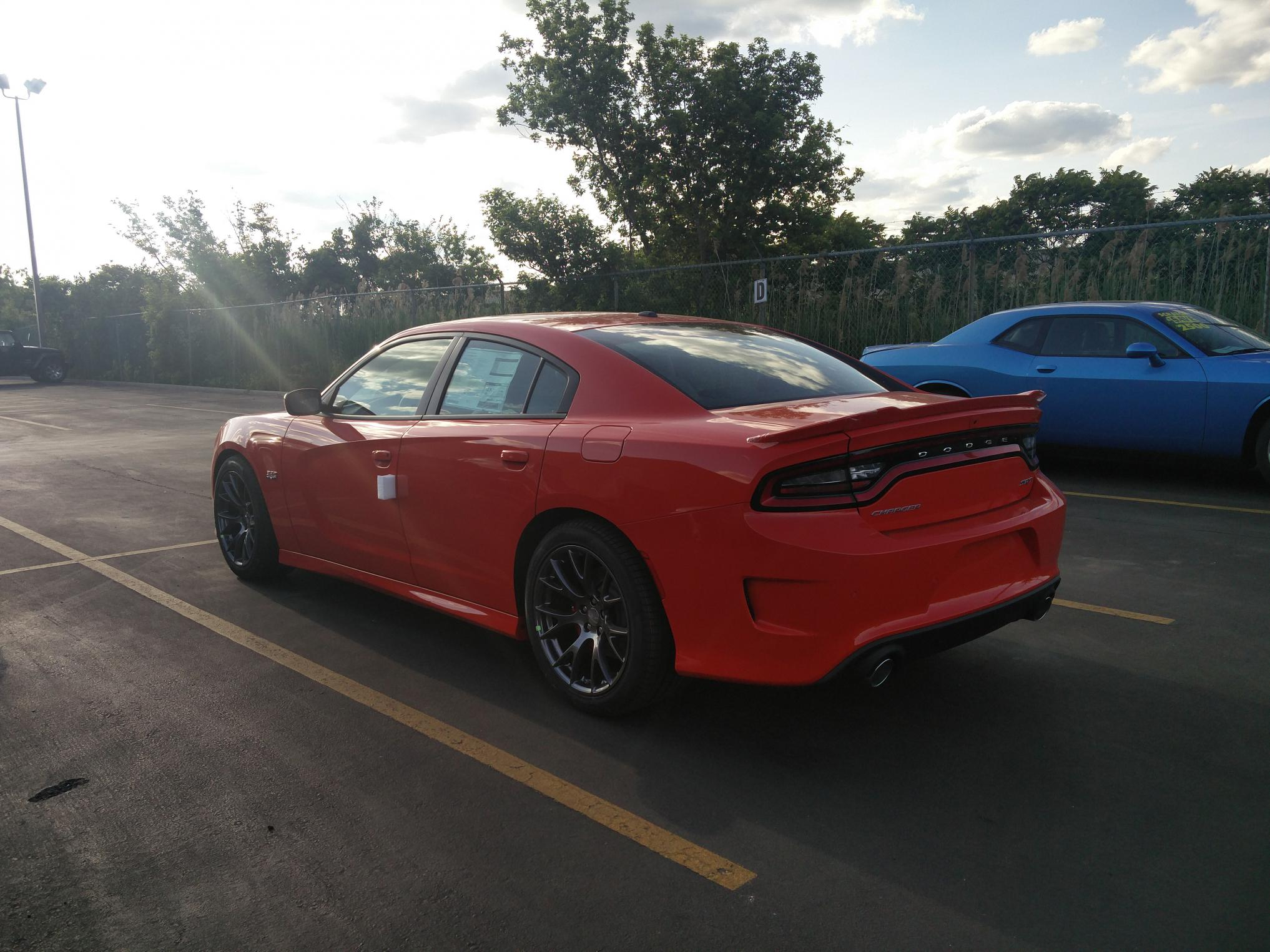 2016 Charger SRT 392 Go Mango PICTURES Dodge Charger Forums
