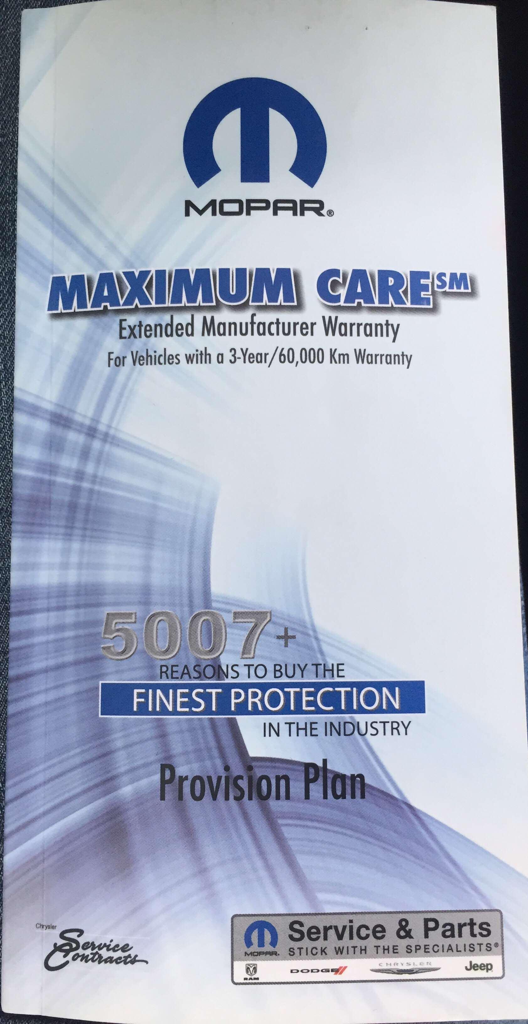 canada does warranty kia chevy dodge techbrainiac jeep coverage info what powertrain cover