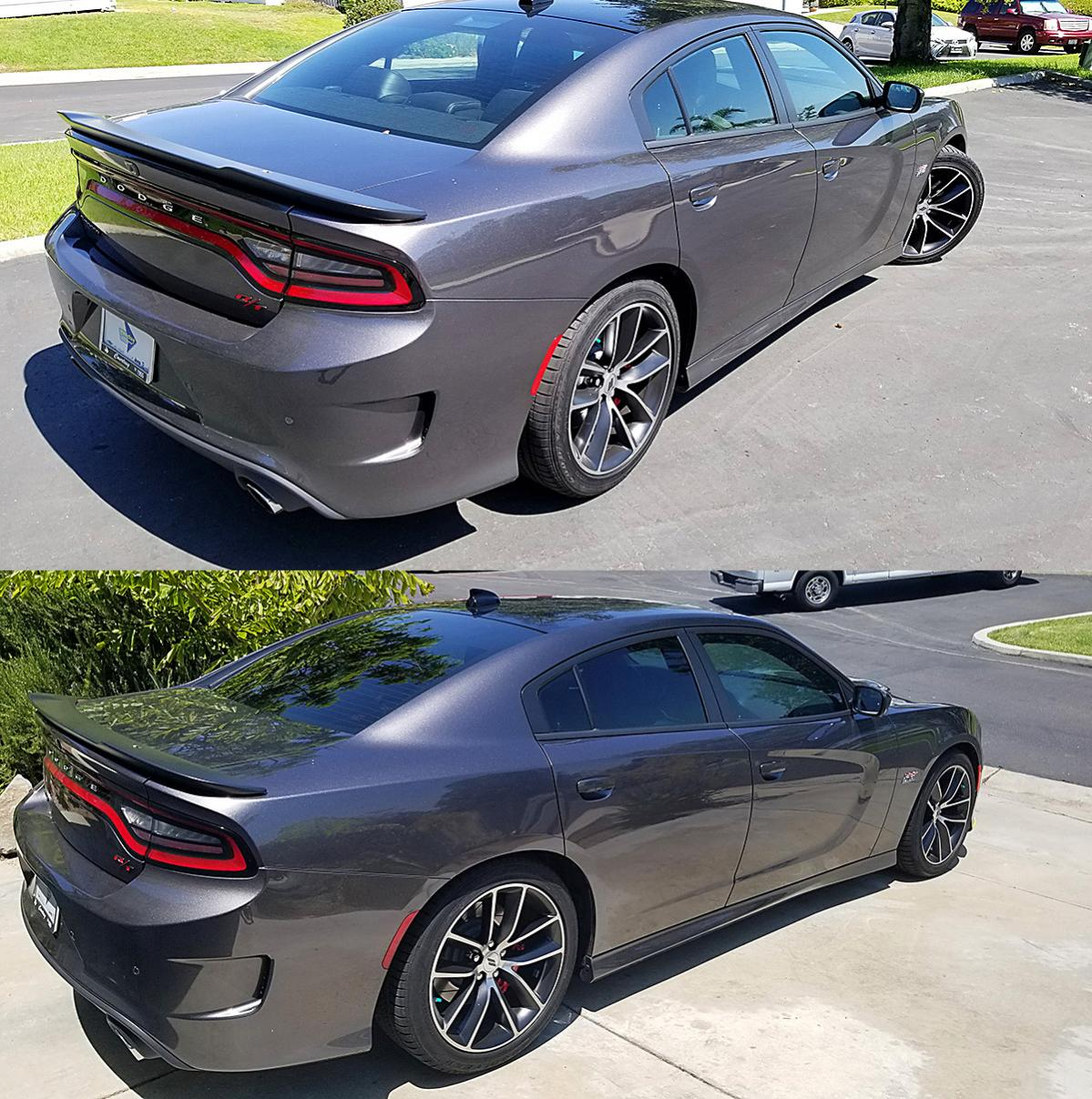 Ceramic Tint Worth It Charger Forums