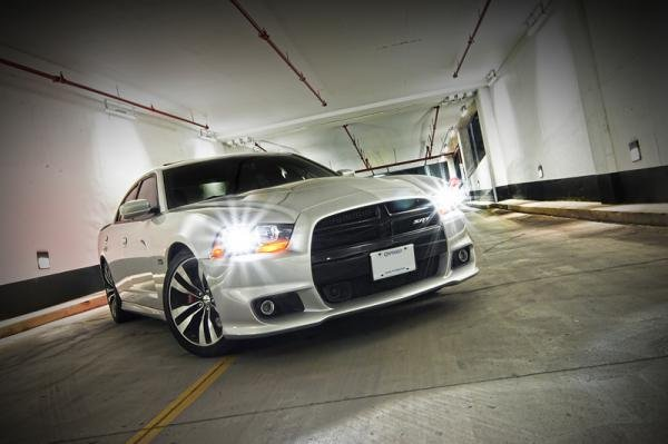 Showcase cover image for 12 Charger SRT8