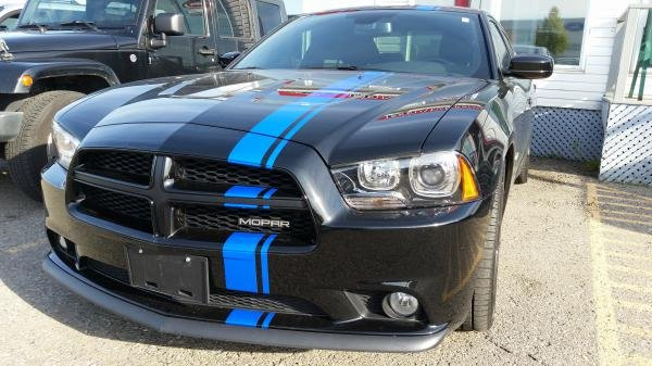 Showcase cover image for Frankables's 2011 Dodge Charger Mopar Edition #87