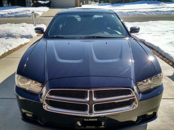 Showcase cover image for gotzaRT's 2012 Dodge Charger R/T AWD