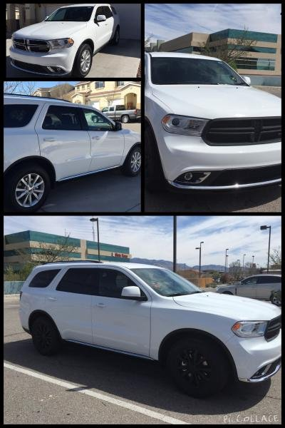 Showcase cover image for Only1EDA's 2015 Dodge Durango