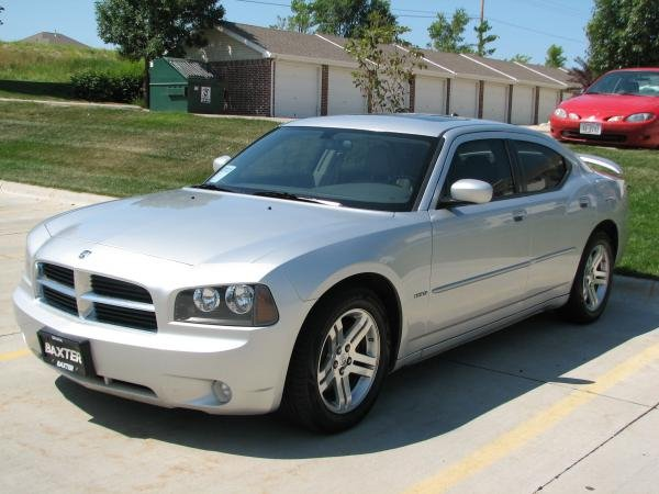 Showcase cover image for Sprintfan95's 2006 Dodge Charger R/T