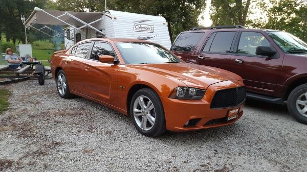 Showcase cover image for Sprintfan95's 2011 Dodge Charger R/T Max AWD
