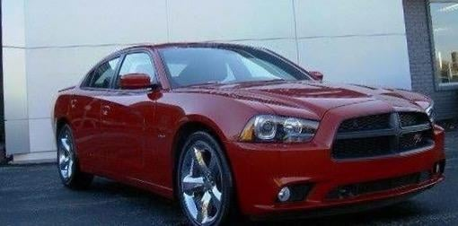 Showcase cover image for Vogelsong's 2012 Dodge Charger R/T