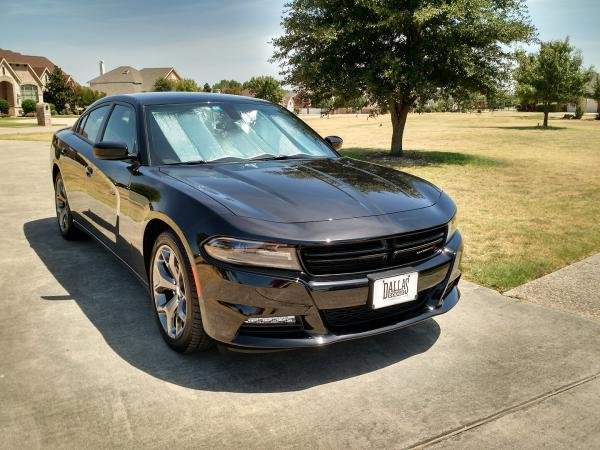 Showcase cover image for zander21510's 2015 Dodge Charger