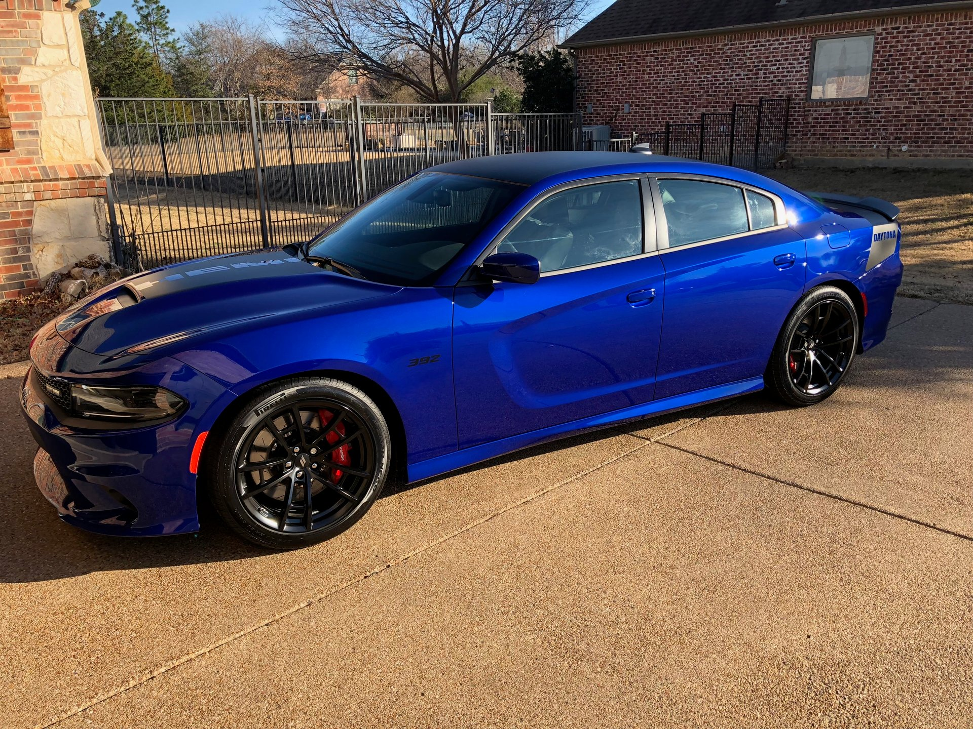 Blue Dodge Charger >> 2018 Daytona 392 Charger Indigo Blue Charger Forums