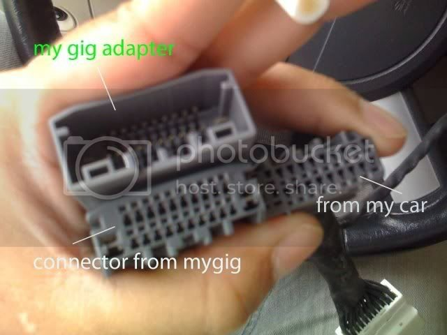 MYGIG install help    2006 charger   Charger Forums