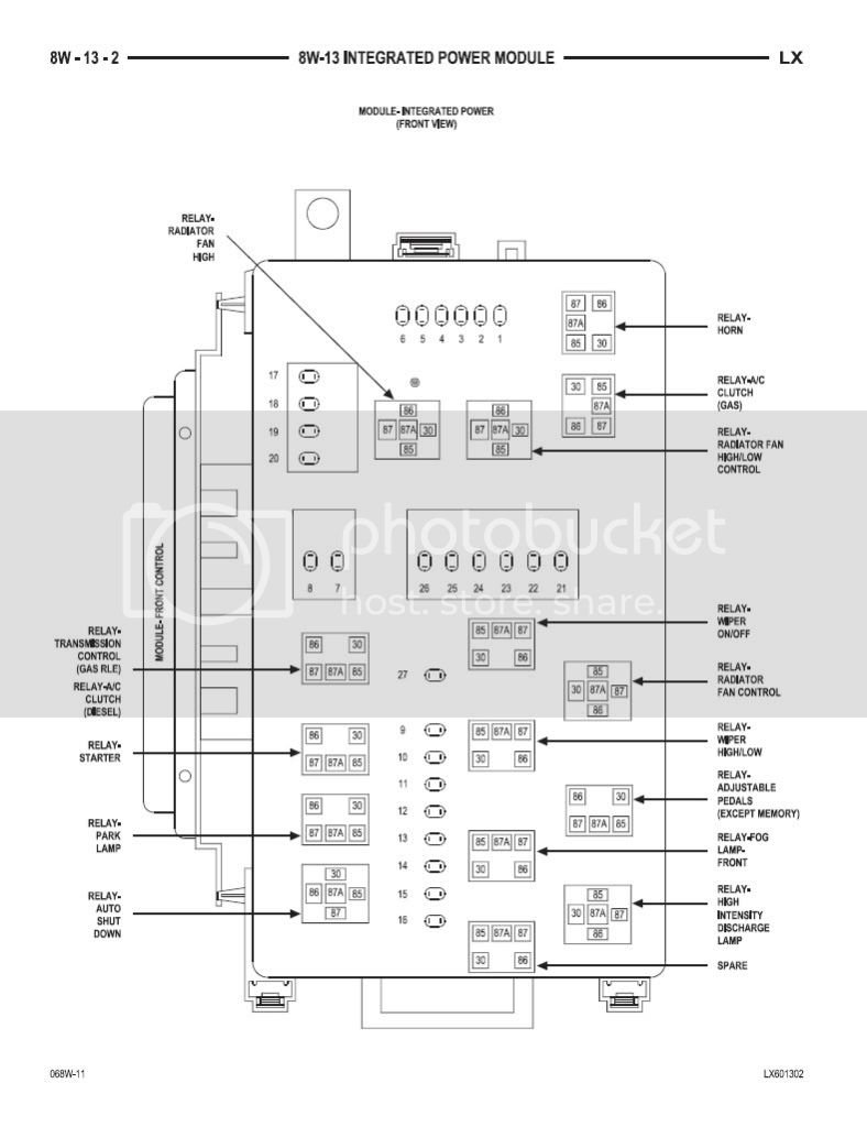 30 2006 Dodge Charger Radio Wiring Diagram