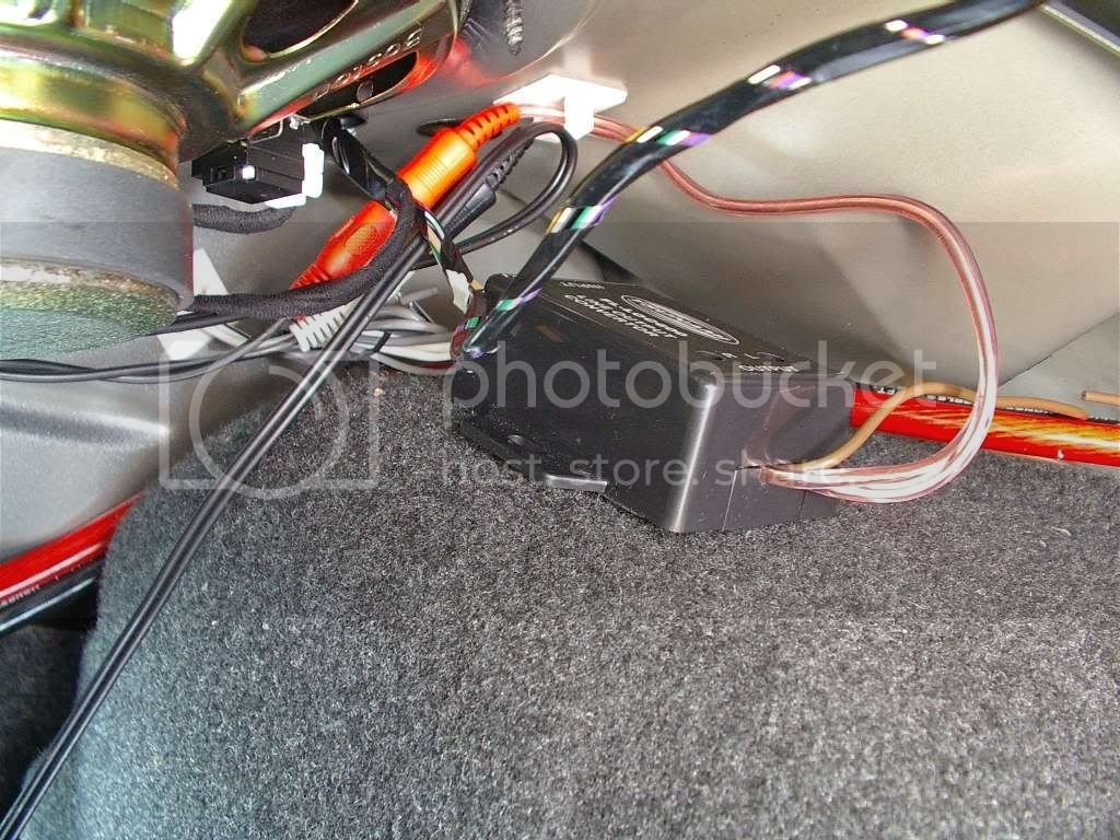 Post-Install Write-Up: Installing an Aftermarket Amp | Charger Forums