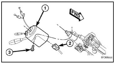 Steering angle sensor internal C2205 & C121A | Charger Forums