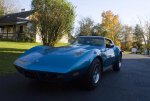a14umbra's 1974 Chevrolet Corvette