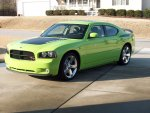 2007 Sublime Hemi Charger R/T Daytona - # 707 of 1500. Only 15,947 miles