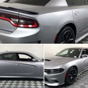 Purchased 2017 Dodge Charger Daytona R/T