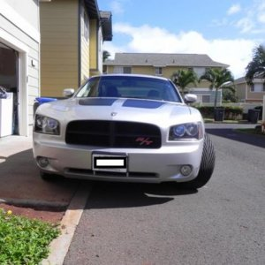2008 Charger Rt >> 2008 Dodge Charger Rt Silver And Black Theme Silver And