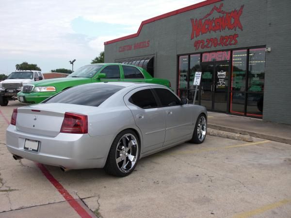 2008 Charger Rt >> My 07 r/t on 22's lowered - Dodge Charger Forums